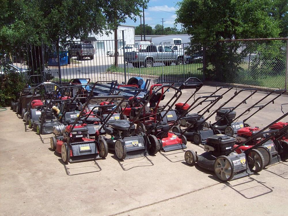 Equipment Repair Photos Round Rock Pflugerville Cedar